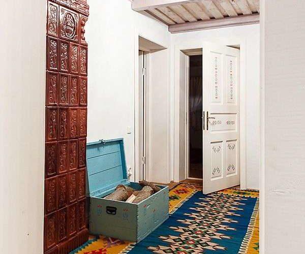Stilul rustic modern in designul de interior