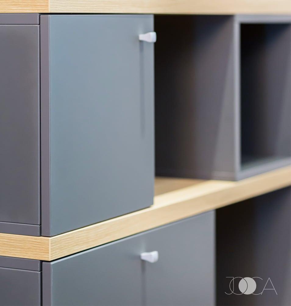 Piesa de mobilier din biroul CEO-ului