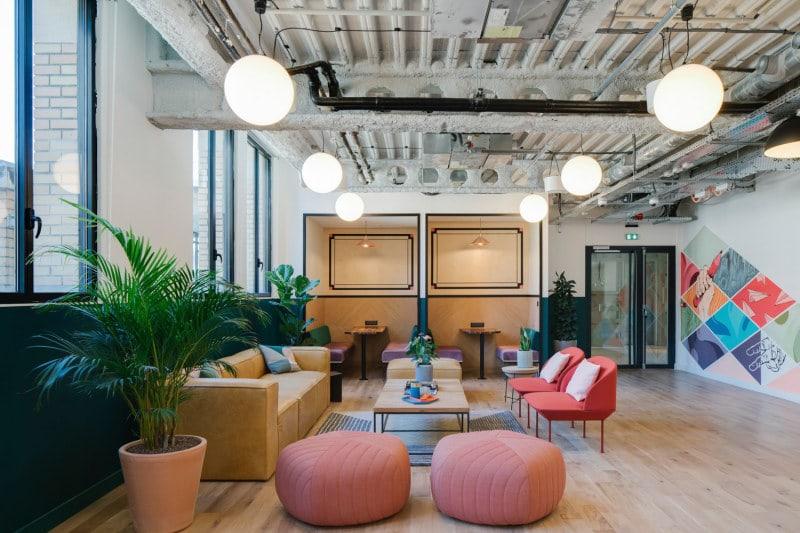 5 idei simple pentru un birou creativ