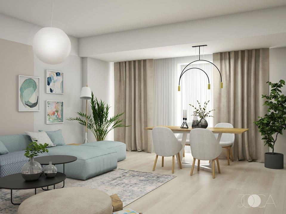 Tones of Macarons Apartment